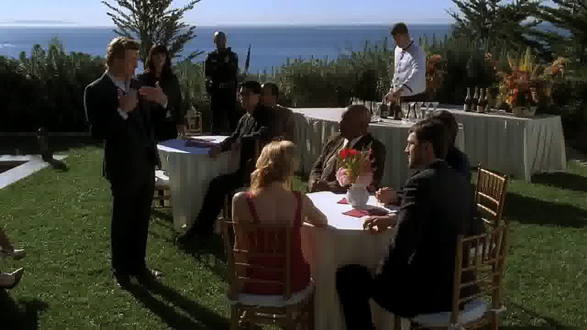 The Mentalist - S02E20 Red All Over
