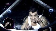 Jordi Coll es 'Rock Dj' de Robbie Williams Tu Cara Me Suena 7 Gala 1