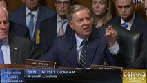 Lindsey Graham Calls Kavanaugh Hearing 'The Most Unethical Sham Since I've Been In Politics'