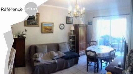A vendre - Appartement - Cassis (13260) - 2 pièces - 41m²
