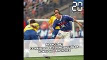 France 98: Le maillot de Zidane en finale contre le Brésil mis aux enchères avec «des traces de sueur dessus»