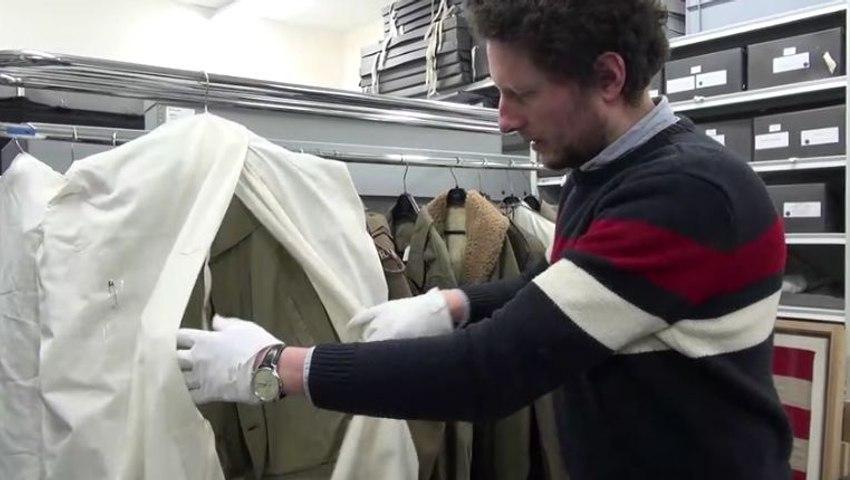La poussière : ennemi n°1 de la conservation | Musée de la Libération de Paris, le déménagement