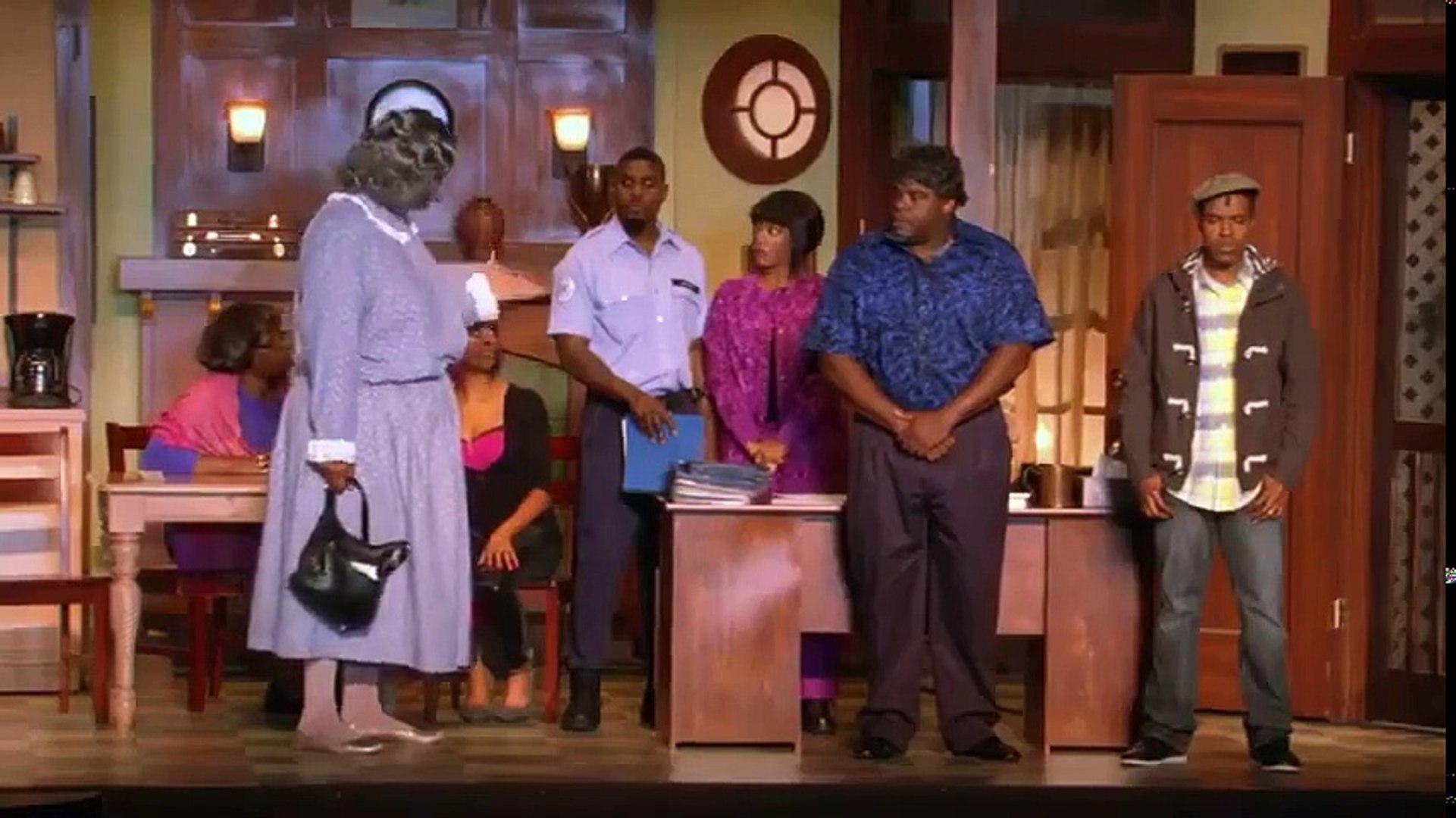 Madea Christmas Play.Tyler Perry Madea Gets A Job 2013 2