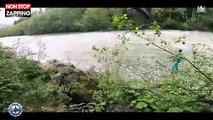 Cap Horn : Arnaud Ducret piégé dans un courant d'eau (vidéo)