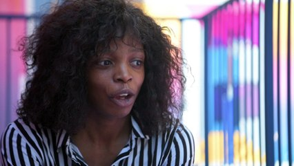 Olivia Epoupa la globetrotteuse du basket français