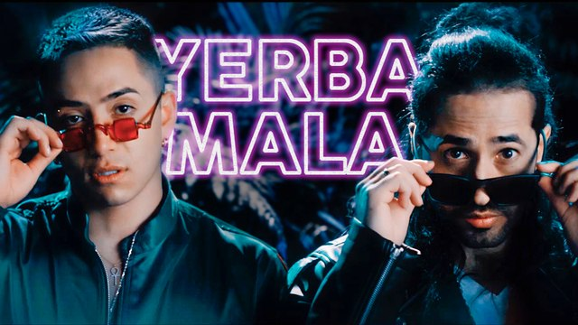 Andy Rivera ❌ Dalmata - Yerba Mala  [Official Video]