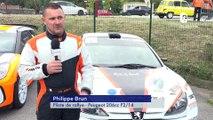 Reportage - Le Rallye des Balcons Est du Vercors déménage à Vif