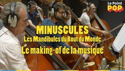 Dans les coulisses de la musique de Minuscules 2
