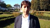 Tournai: élections communales itv Benjamin Brotcorne (Ensemble)