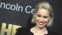 Emilia Clarke Sports New Look