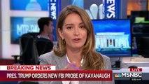 WATCH: Fight ensues after Bush White House alum insists Brett Kavanaugh is a 'good, good guy
