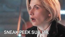 "Doctor Who 11x01 Sneak Peek ""The Woman Who Fell to Earth"" - SUB ITA"