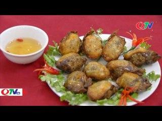 Đậm đà món Sam Quảng Ninh - QTV