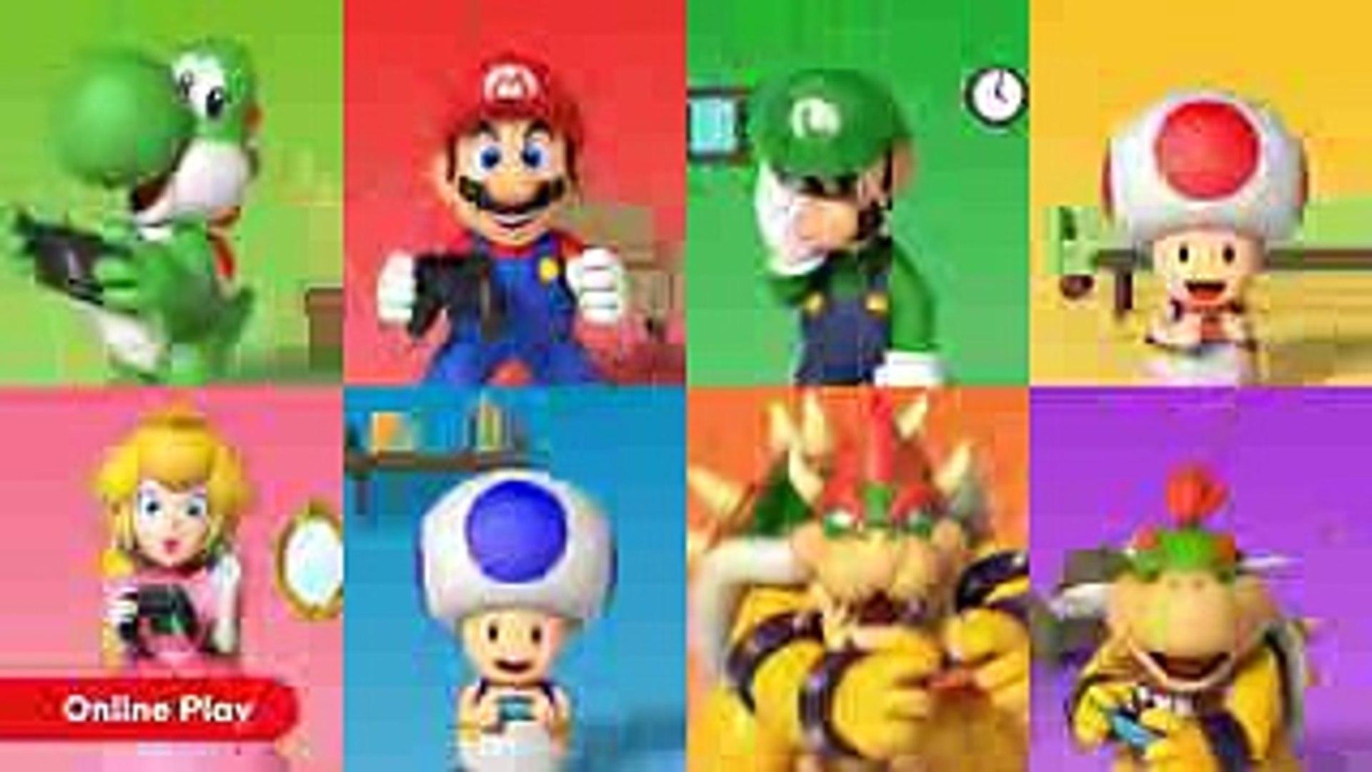 Nintendo Switch Online Features Trailer
