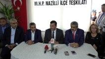 """Nazilli Belediye Başkan Alıcık: """"Üçüncü dönem için de adayım"""""""