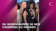 """Pamela Anderson : """"Adil Rami vient tous les soirs passer la nuit avec moi"""""""