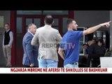 Report TV - U plagos pas ndjekjes nga policia, Stresi viziton mikun e tij në spital