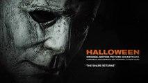 John  Carpenter - The Shape Returns - Halloween theme 2018 soundtrack