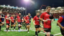 Rugby Oyonnax à l'US Bressane : ambiance