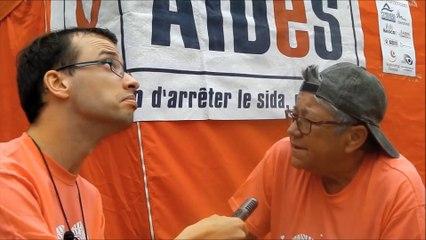 Journée Handilove 2015 Interview Maya  Bénévole à l'Association AIDES PAYS BASQUE
