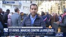 Une marche entre l'Ile-saint-Denis et Villeneuve-la-Garenne pour apaiser les relations entre les jeunes des deux communes