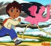 Go Diego Go T03E16 A New Flamingo Mami Go Diego Go Pt Br