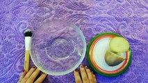 Ameliyatsız Yüz Germe En İyi Cilt Beyazlatıcı Formülü Patates Maskesi - Güzellik Bakım