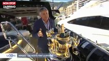 Sous-marin, stabilisateur de lits... Des inventions folles pour les yachts de milliardaires ! (vidéo)