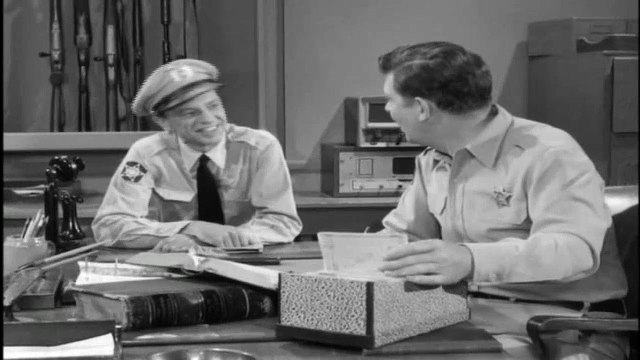The Andy Griffith Show S03E27 - Barneys First Car
