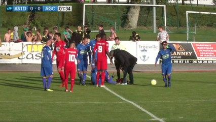 AST Deauville - AG Caen // Coupe de France 4èT