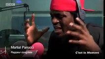 """Le rappeur Martial Panucci dans cette chanson adresse un message aux présidents Africains et leur dit la VÉRITÉ. Trop FORT!  """"Mon père et ma mère sont analphabè"""