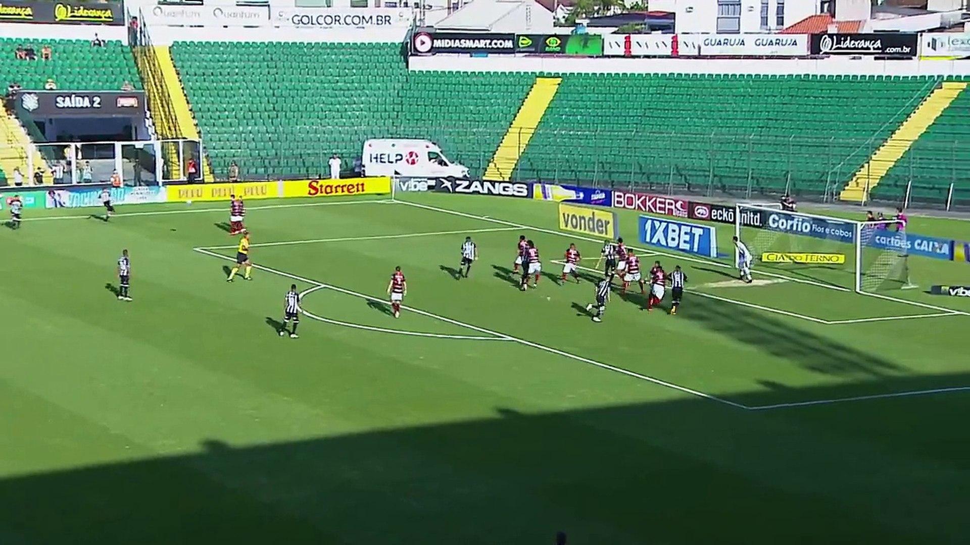 [GOL DE ELTON] Figueirense 2 x 2 Atlético-GO - Série B 2018