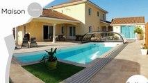 A vendre - Maison - SAINT ROMAIN DE JALIONAS (38460) - 7 pièces - 240m²