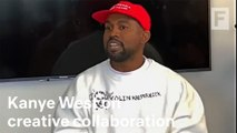 Kanye West on getting creative input