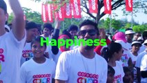 The most colorful run in the Maldives returns for a second year with #VarahThafaathu surprises. Be ready to join us on 23rd Nov at Hulhumale' to experience a un