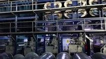 Kahramanmaraş'tan Amerika'ya Kumaş Boyama Makinesi İhracatı