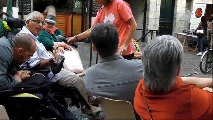 Journée Handilove 2015 // Le débat Handicap et sexualité comment conjuguer les deux ?
