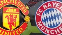 Manchester United Legends vs Bayern Munich All-Stars