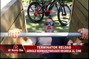 Schwarzenegger vuelve en Terminator 6 dirigida por James Cameron