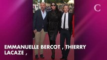PHOTOS. Monica Bellucci ténébreuse pour la clôture du Festival de Dinard