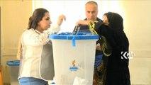 Kurdistan iracheno al voto per eleggere il parlamento regionale