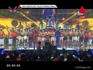 Sri Lankas Got Talent Grand Final 30/09/2018 Part 2
