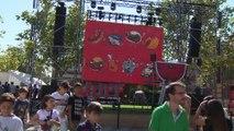 Cerveza, gastronomía y música se unen en Mahou Urban Food Festival