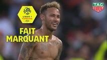 Avec un doublé Neymar Jr offre le 8/8 au PSG et devient meilleur buteur! 8ème journée de Ligue 1 Conforama / 2018-19