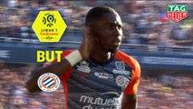 But Ambroise OYONGO (28ème) / Montpellier Hérault SC - Nîmes Olympique - (3-0) - (MHSC-NIMES) / 2018-19