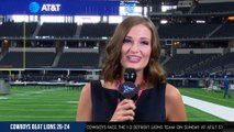 Detroit Lions vs Dallas Cowboys Recap | Ezekiel Elliott 25 Car, 152 Yds, 4 Rec, 88 Yds, 1 Td