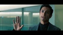 Tom Hardy Confronts Riz Ahmed In 'Venom'