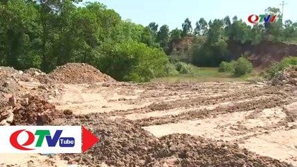 Sớm hoàn nguyên mỏ sét giáp ranh 2 phường của TP Hạ Long - QTV