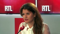 """#MeToo : changer la société """"va demander beaucoup de travail""""' dit Marlène Schiappa sur RTL"""