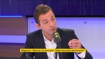 """""""Il faudrait donner le pavillon français à l'#Aquarius"""" affirme Daniel Cohn-Bendit"""
